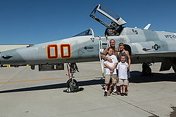 CDR Kenny Jensen & Family