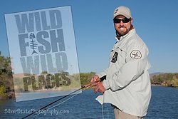 Wild Fish Wild Places - Host Denis Isbister