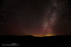 Milky Way over Fallon