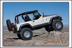 Scotty's Jeep