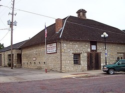 Pony Express Station #1 - Marysville, Kansas