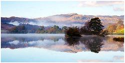 Islet Mist, Rydal Water 4780