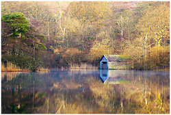 Rydal Water Boat House 4742