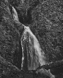 Wakhema Falls, Columbia River Gorge, OR (2014/D01083)