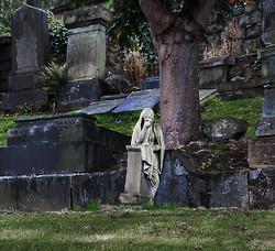 Weeping Angel, Necroipolis, Glasgow Scotland