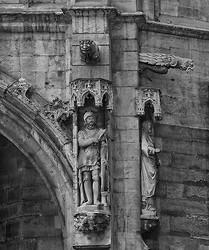 Gargoyels and Aldermen, Brussels BE