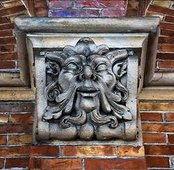 Smiling Lion, Bruges BE