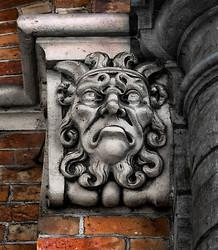 Frowning Lion, Bruges BE