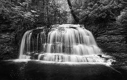 Streams of Water, Upper Peninsula MI (6034)