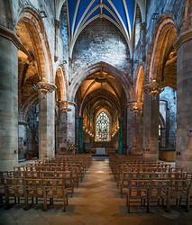 Transcept, St. Giles Cathedral, Edinburgh Scotland