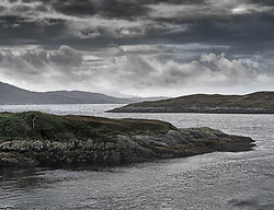 West Coast, Harris Island Outer Hebrides Scotland