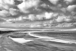Shimmer beach, Outer Hebrides Scotland