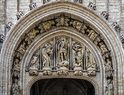 Slaying Dragons,   Sint Nikkolaserk Church, Brussels BE