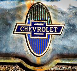 Emblematic, Chevrolet Truck Emblem