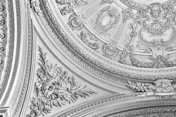 Ceiling Detail, Stock Exchange Brussels BE