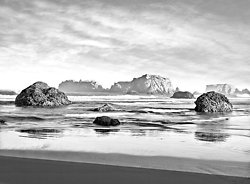 Black Sand, Bandon Beach OR (2013/6123)