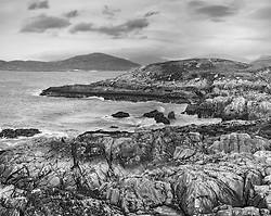 Western Shore, Harris Island, Outer Hebrides Scotland