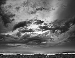 Clearing Storm, Beach 2, La Push WA (2014/D00819)