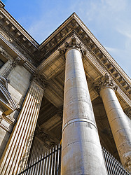 Cornises and Columns, Brussels Stockexchange, BE
