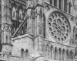 Exterior Planes, Lincoln Cathedral (2008/4971)