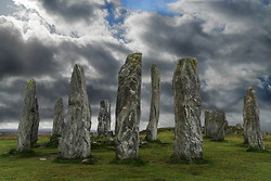 Callanish Stones, Outer Hebrides, Scotland